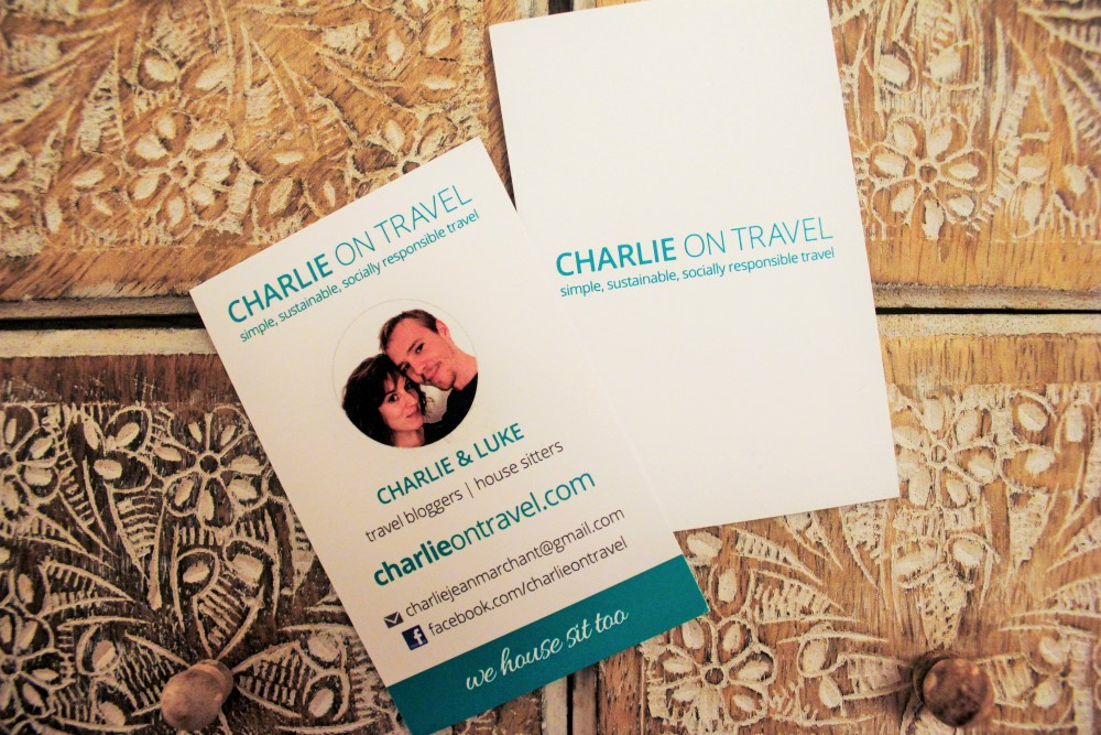 Why you need travel blog business cards travel blog business cards for charlie on travel colourmoves