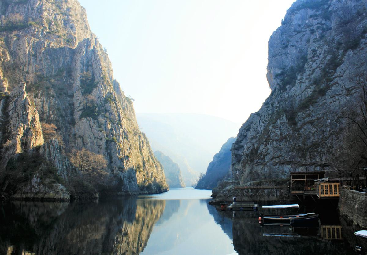 Matka Canyon In Macedonia Day Trip From Skopje