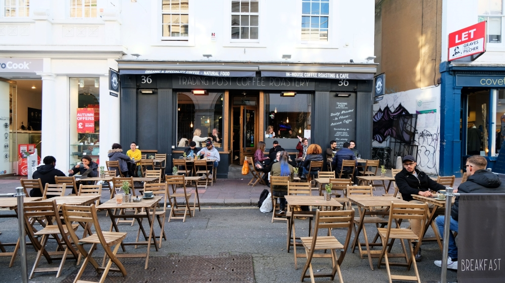 Best Independent Coffee Shops In Brighton Charlie On Travel